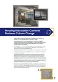 Genesis housing hot desking case study