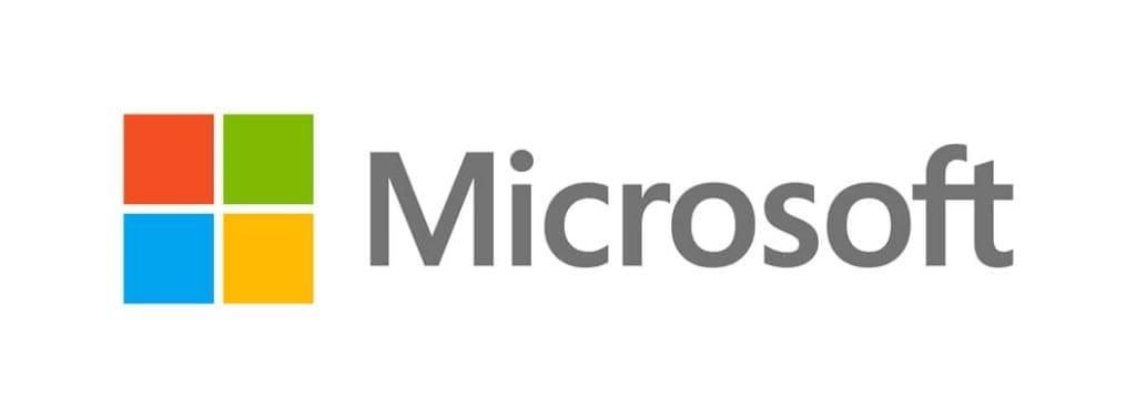 Microsoft Logo PST migration