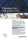 NUI EAS to Exchange migration