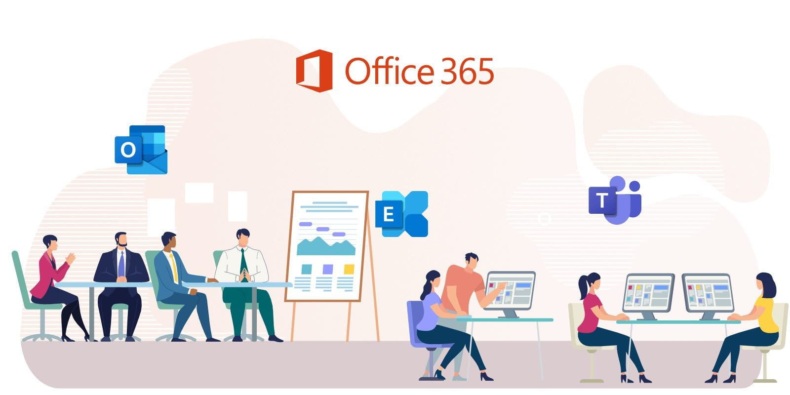 Room and Desk Booking Solution Build on Office 365
