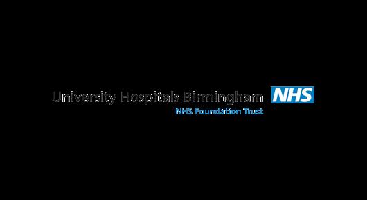 Uni Hospitals Birmingham Exchange monitoring reporting