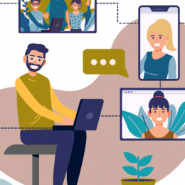 Share limited video conferencing liecnecs