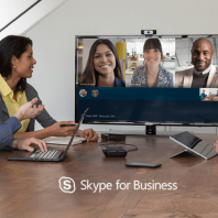 booking meeting skype for business