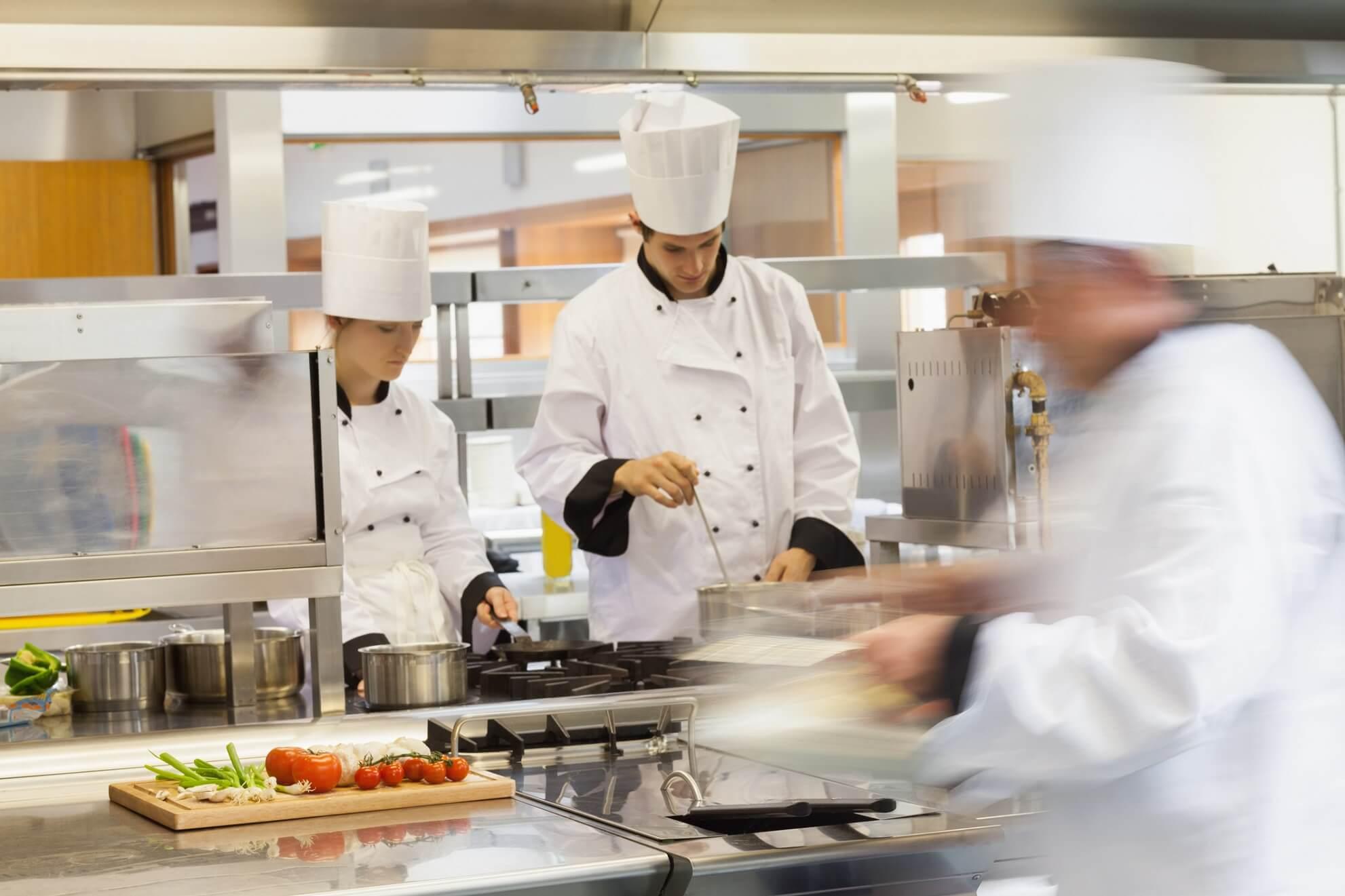chefs in kitchen.cp