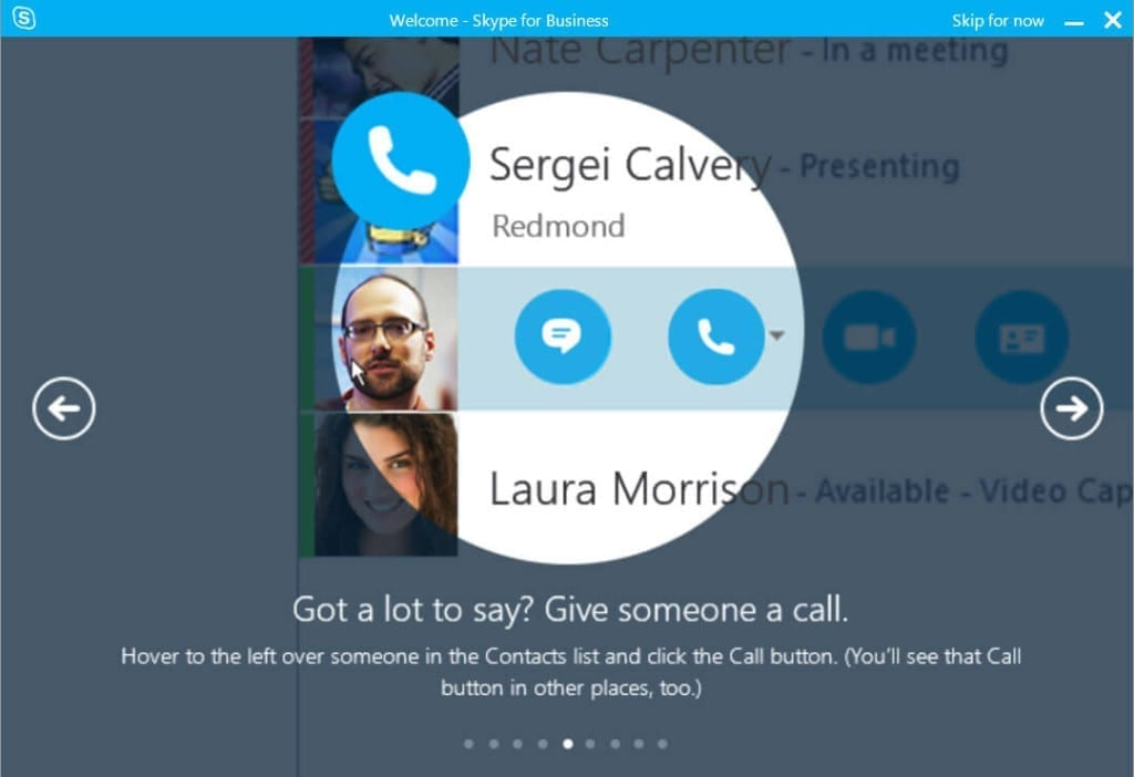 from Lync to Skype for Business